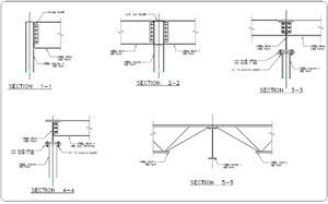 2D Structural Drafting