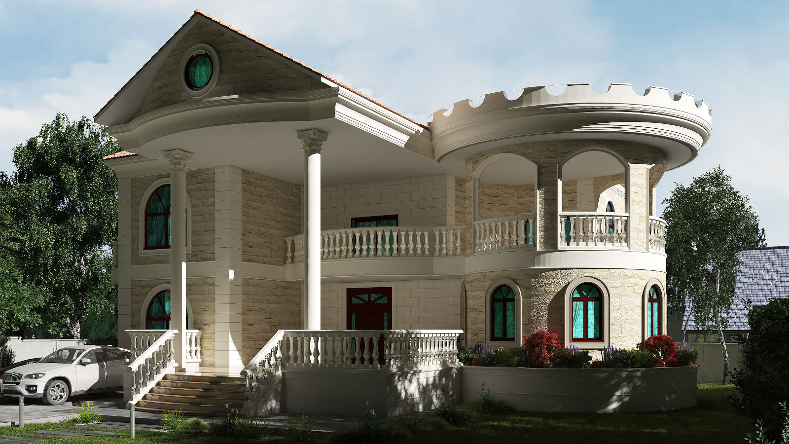 Villa 556 - Architecture Design