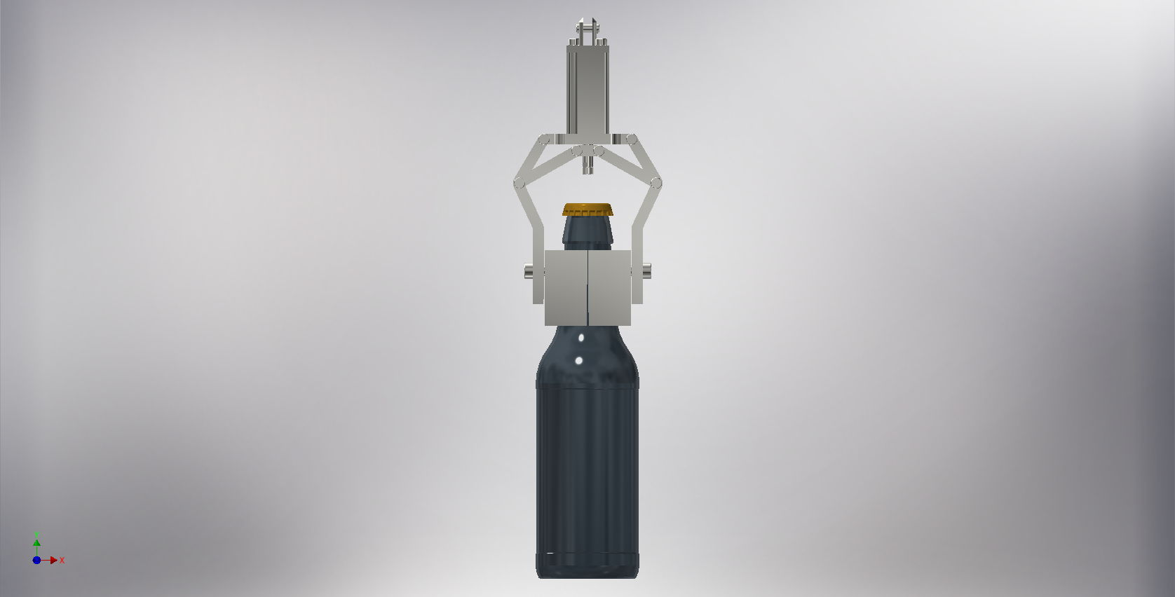 Bottle Packing Machine Design
