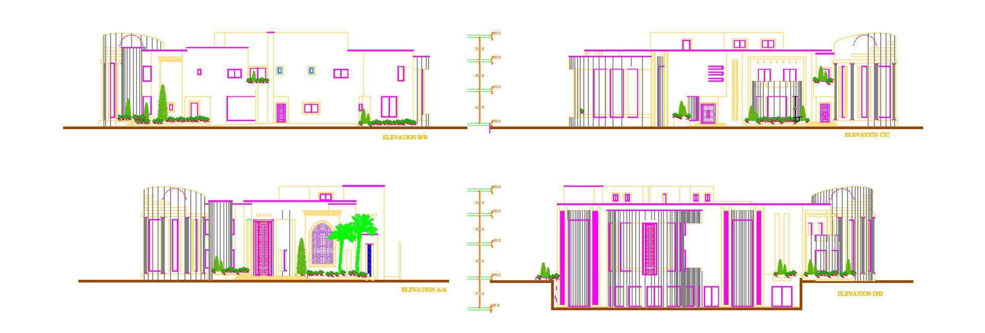KSA Villa Design 5