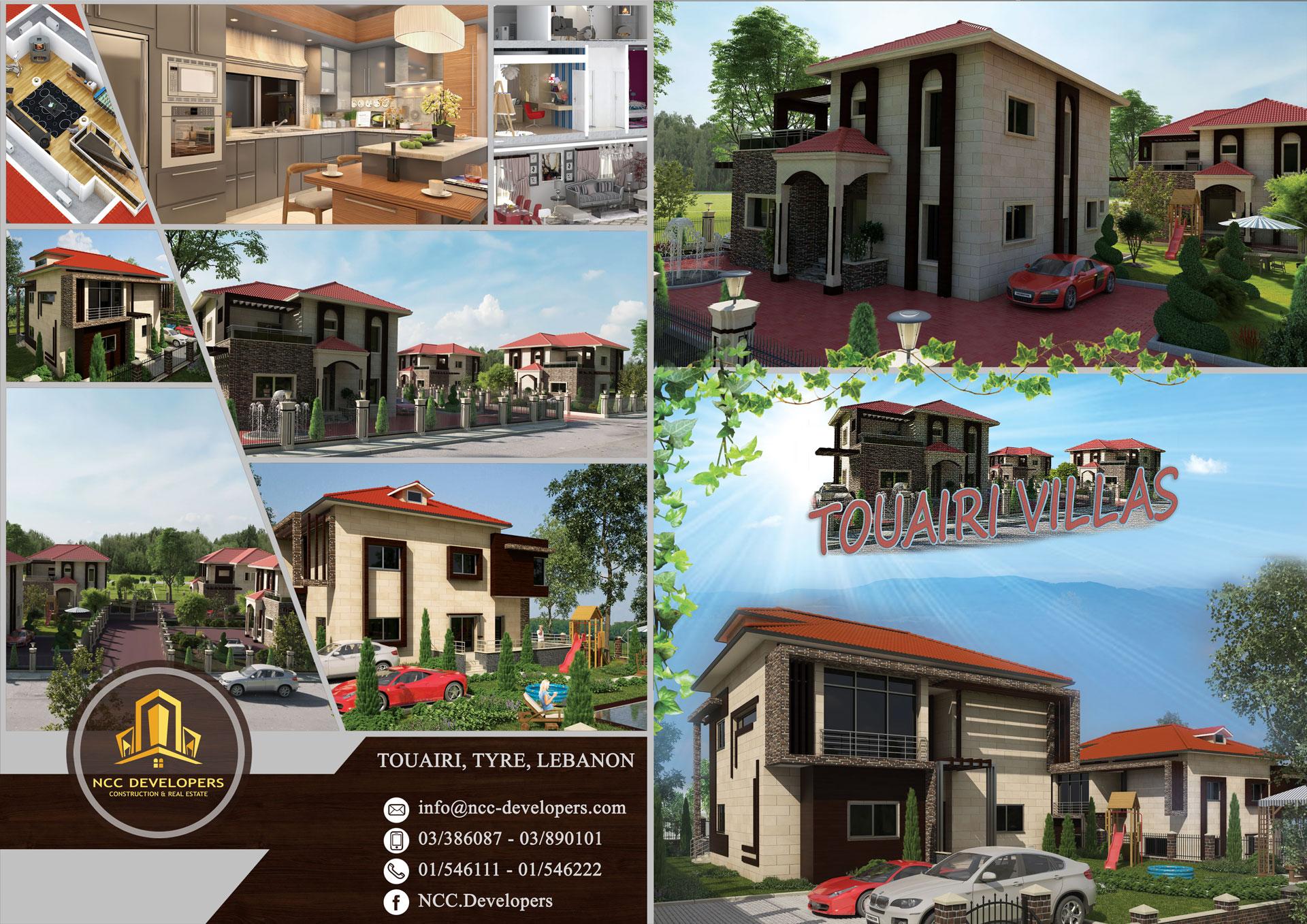 Touairi Villas Brochure