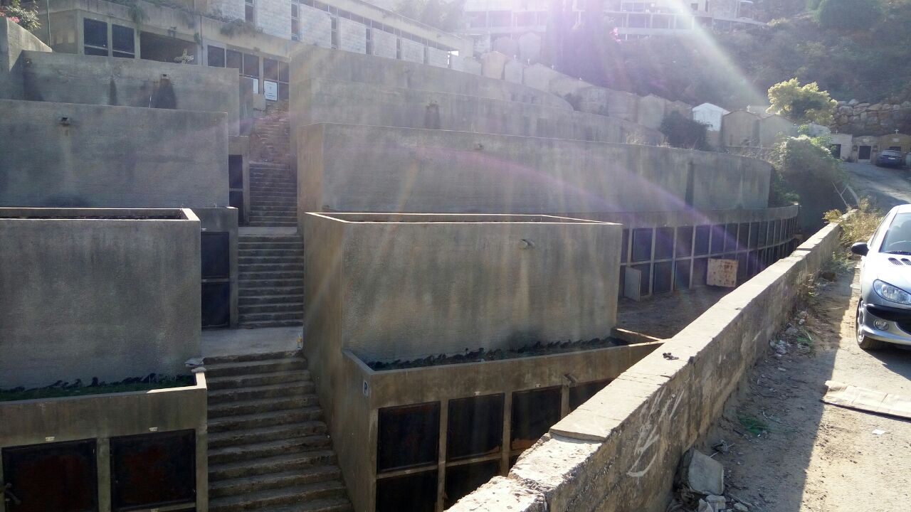 Renovation of christian sepulchre