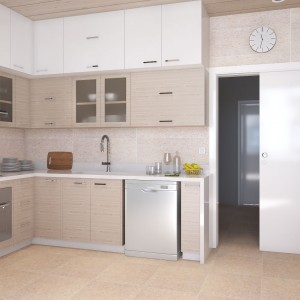 Kitchen 315 design & rendering