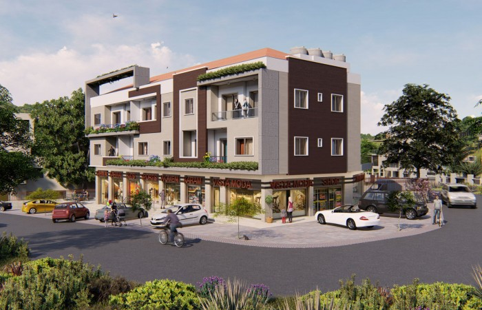 Chaqraa 797 Residential & Commercial Building