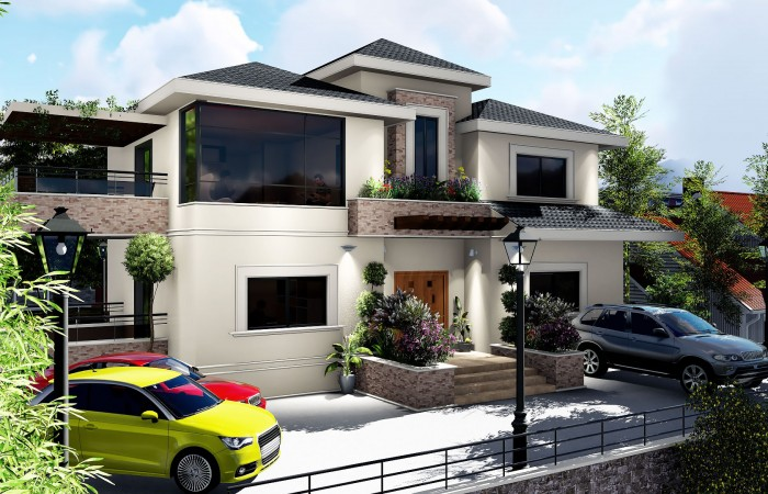 Green Family Villa